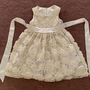 Gorgeous Little Girls Formal Dress